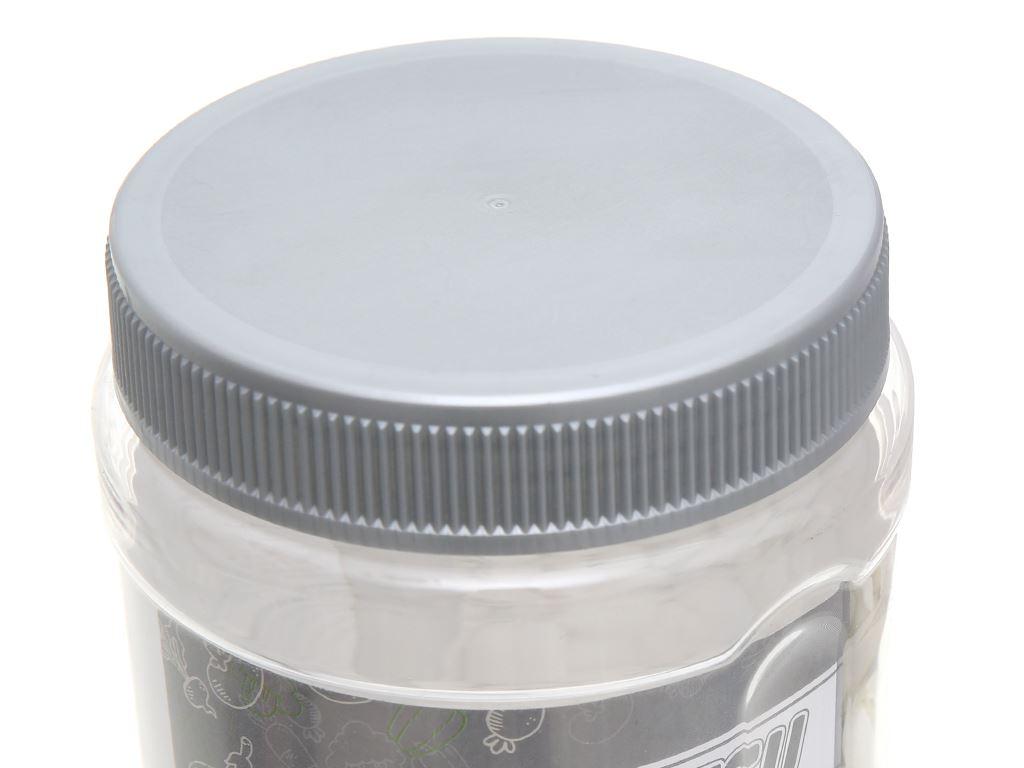 Hũ đựng thực phẩm tròn nhựa Duy Tân Matsu (giao màu ngẫu nhiên) 1.4 lít 3