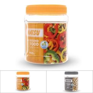 Hũ đựng thực phẩm nhựa 1.4 lít Duy Tân Matsu