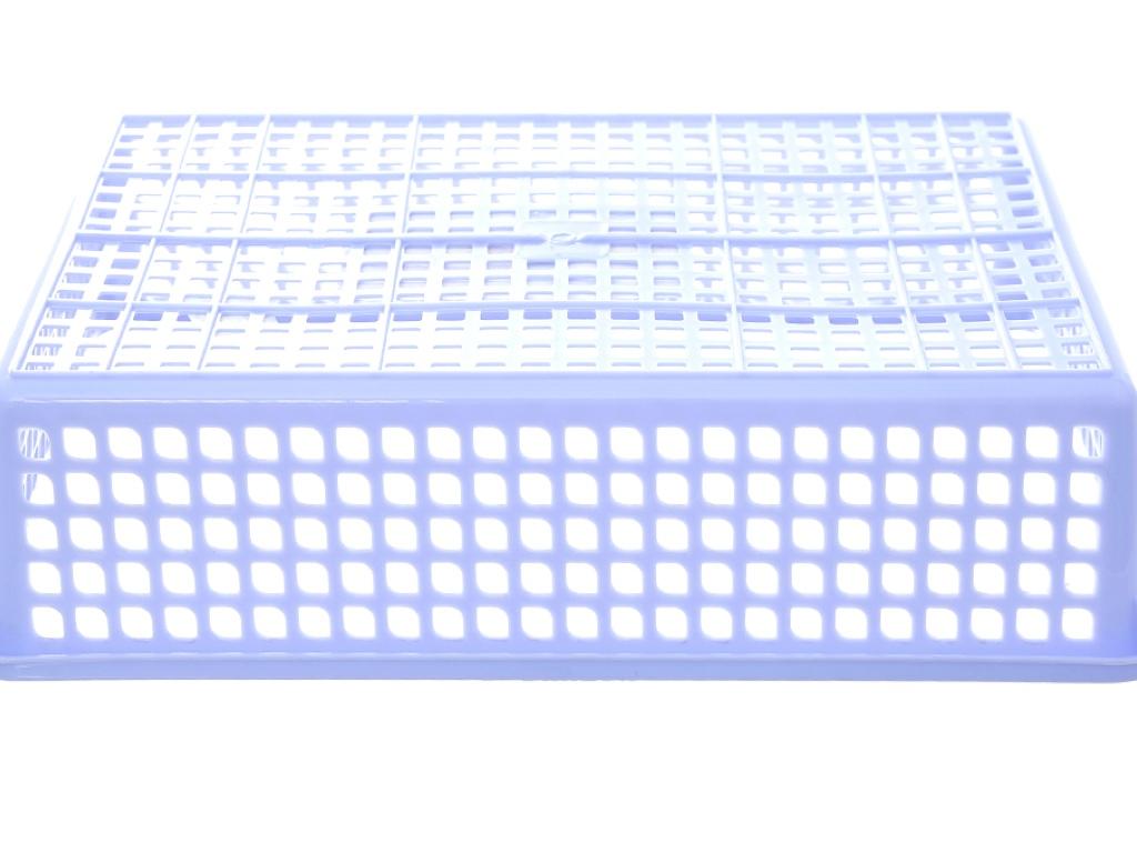 Rổ nhựa chữ nhật Duy Tân 3T0 39cm (giao màu ngẫu nhiên) 4