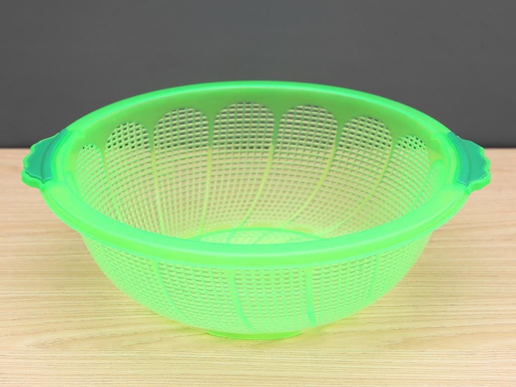 Rổ nhựa tròn Tý Liên 27cm 6