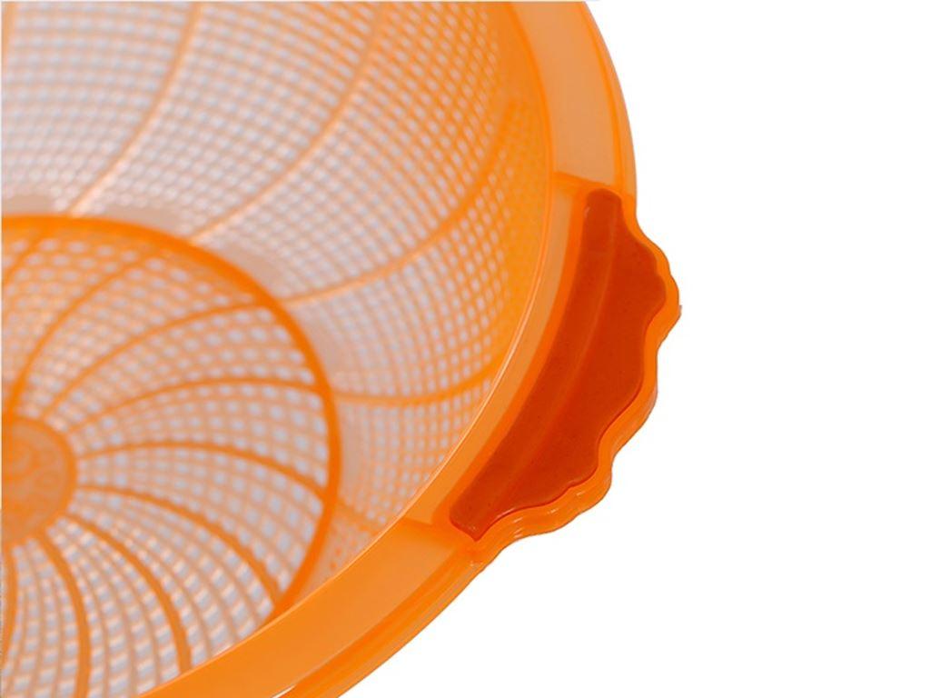 Rổ nhựa tròn Tý Liên 27cm 4