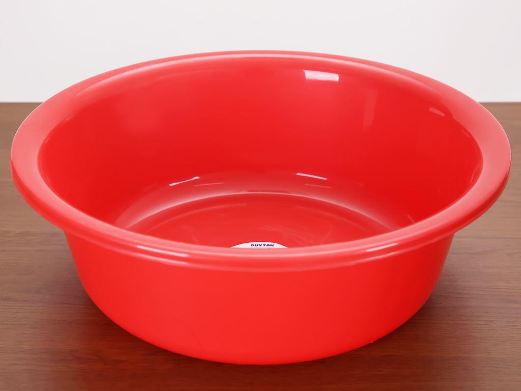 Thau nhựa tròn Duy Tân 4T5 45cm (giao màu ngẫu nhiên) 1