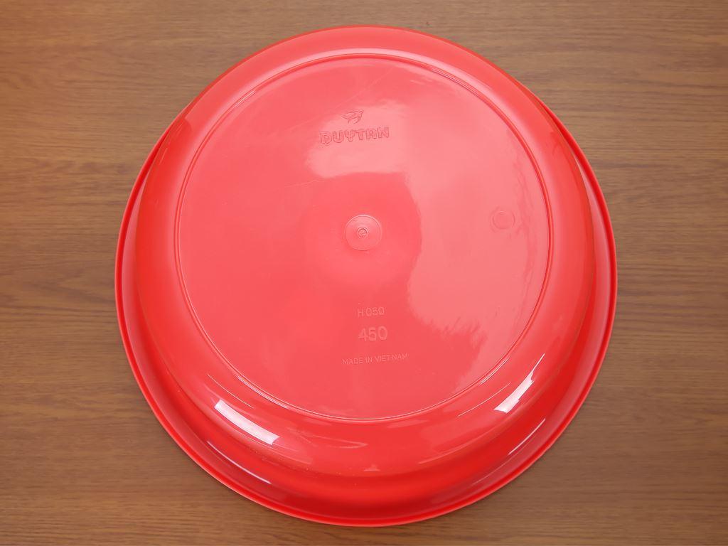 Thau nhựa tròn Duy Tân 4T5 45cm (giao màu ngẫu nhiên) 5