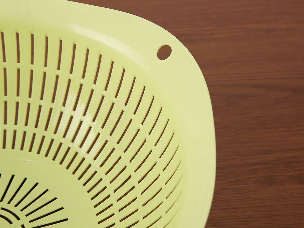 Rổ nhựa tròn Thái Lan Pioneer RN003 34cm (giao màu ngẫu nhiên) 2
