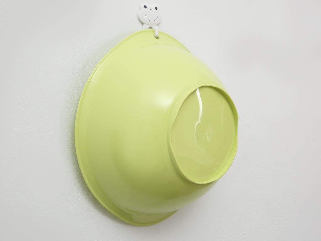 Thau nhựa tròn Thái Lan Pioneer TN003 34cm (giao màu ngẫu nhiên) 6