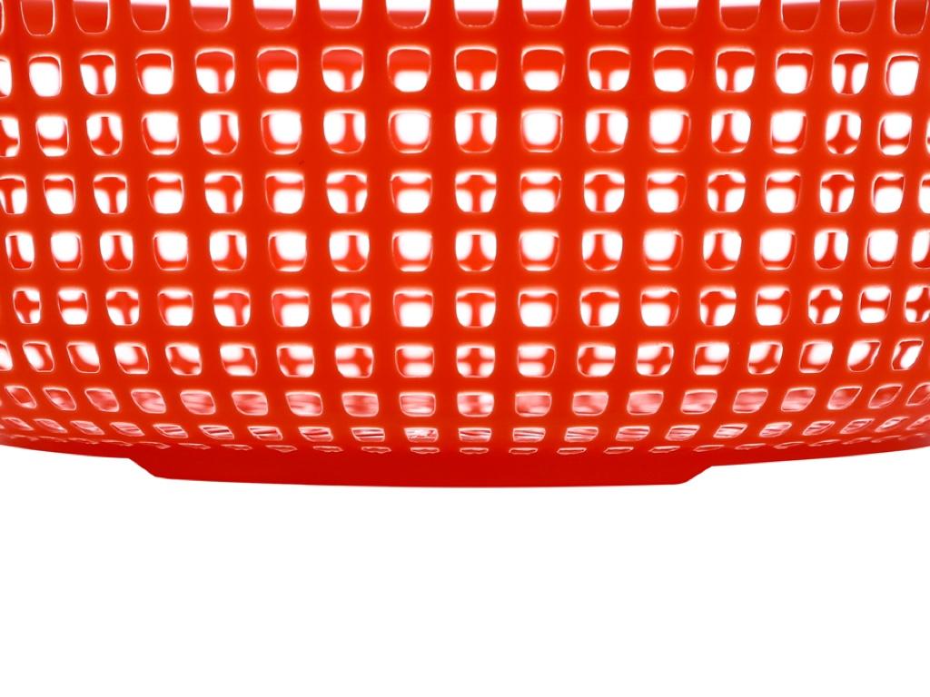 Rổ nhựa tròn Duy Tân 3T6 36cm 3