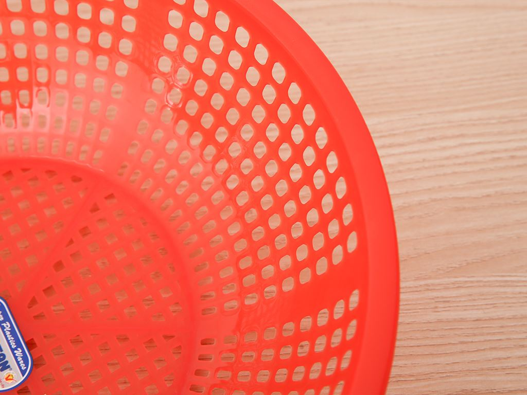 Rổ nhựa xoè Duy Tân 3T0 30cm (giao màu ngẫu nhiên) 2