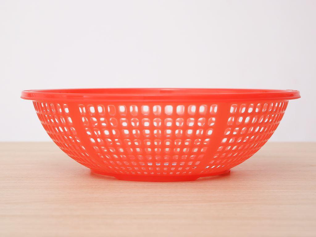 Rổ nhựa xoè Duy Tân 3T0 30cm (giao màu ngẫu nhiên) 3