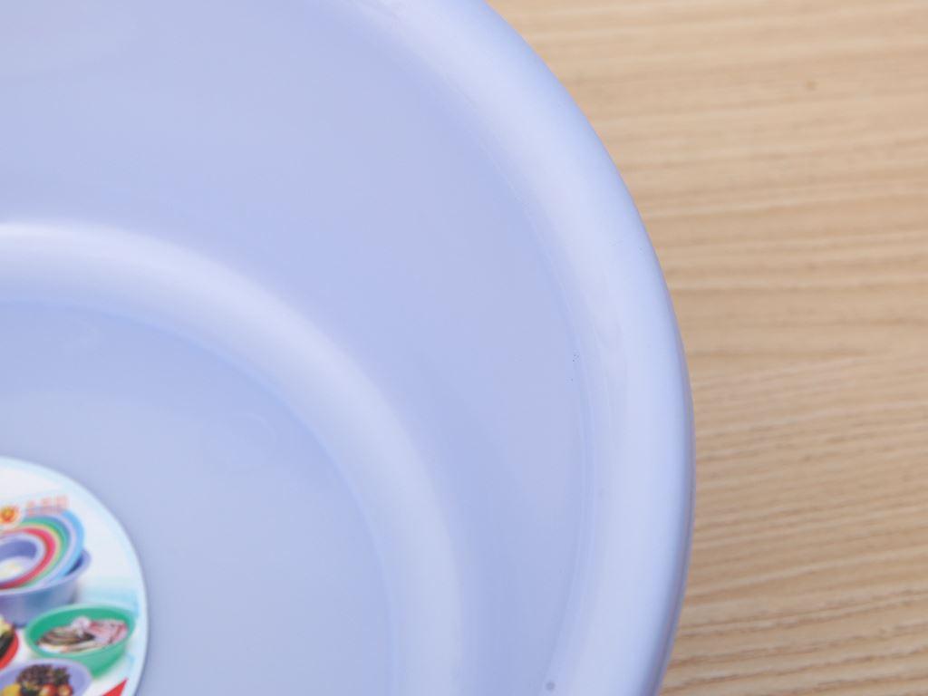 Thau nhựa tròn Duy Tân 2T8 27cm (giao màu ngẫu nhiên) 2