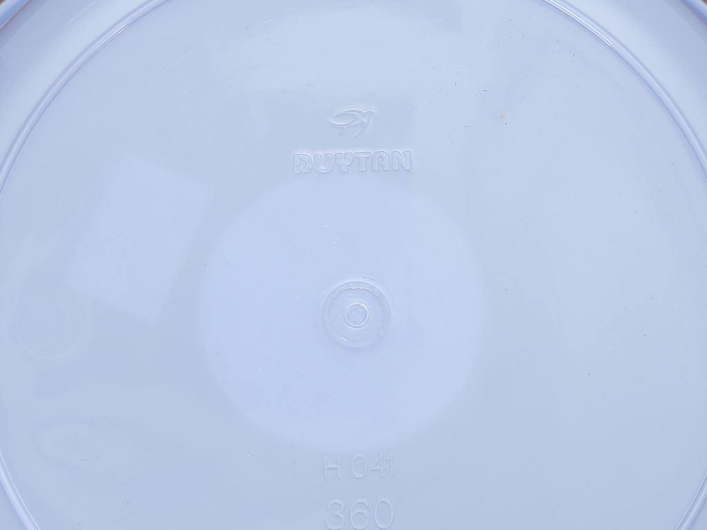 Thau nhựa Duy Tân 3T6 35cm (giao màu ngẫu nhiên) 4
