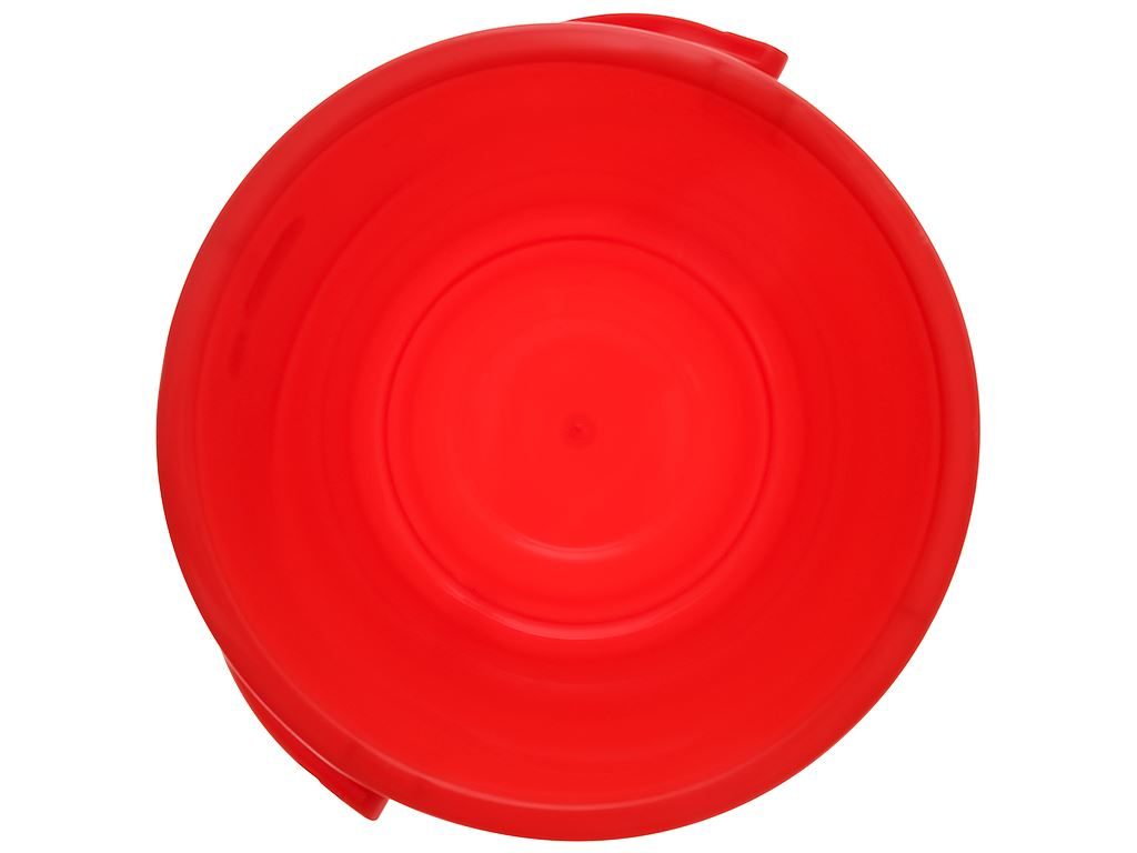 Xô đựng nước nhựa tròn có nắp Duy Tân 12 lít 10