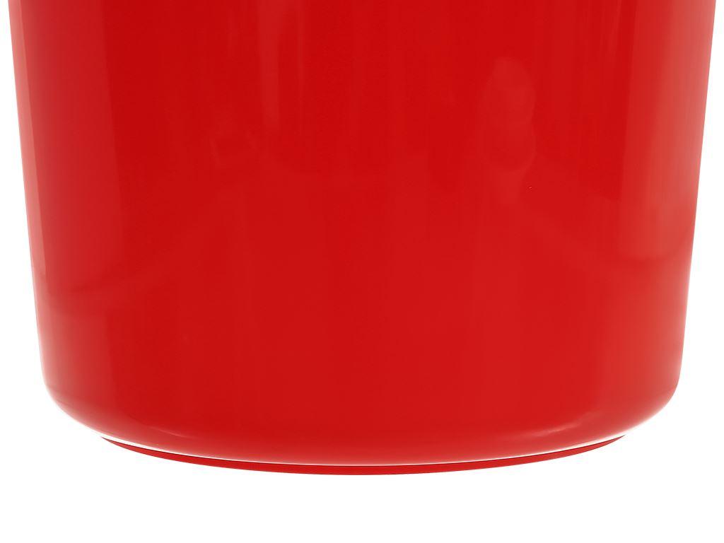 Xô đựng nước nhựa tròn có nắp Duy Tân 12 lít 11