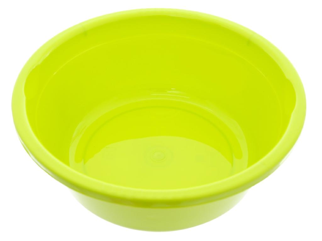 Thau nhựa tròn Thái Lan JCJ TN007 30cm (giao màu ngẫu nhiên) 7