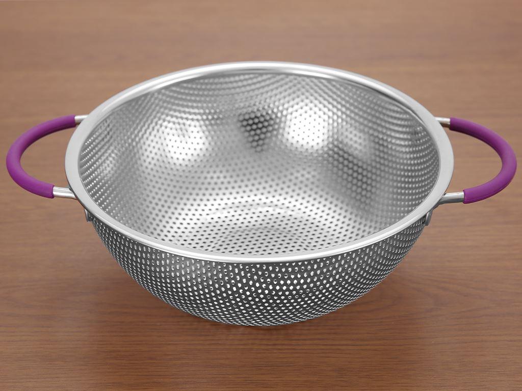Rổ inox tròn Điện máy XANH RO001 22.5cm 1
