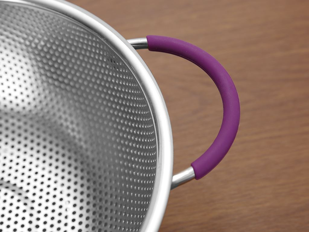 Rổ inox tròn Điện máy XANH RO001 22.5cm 2