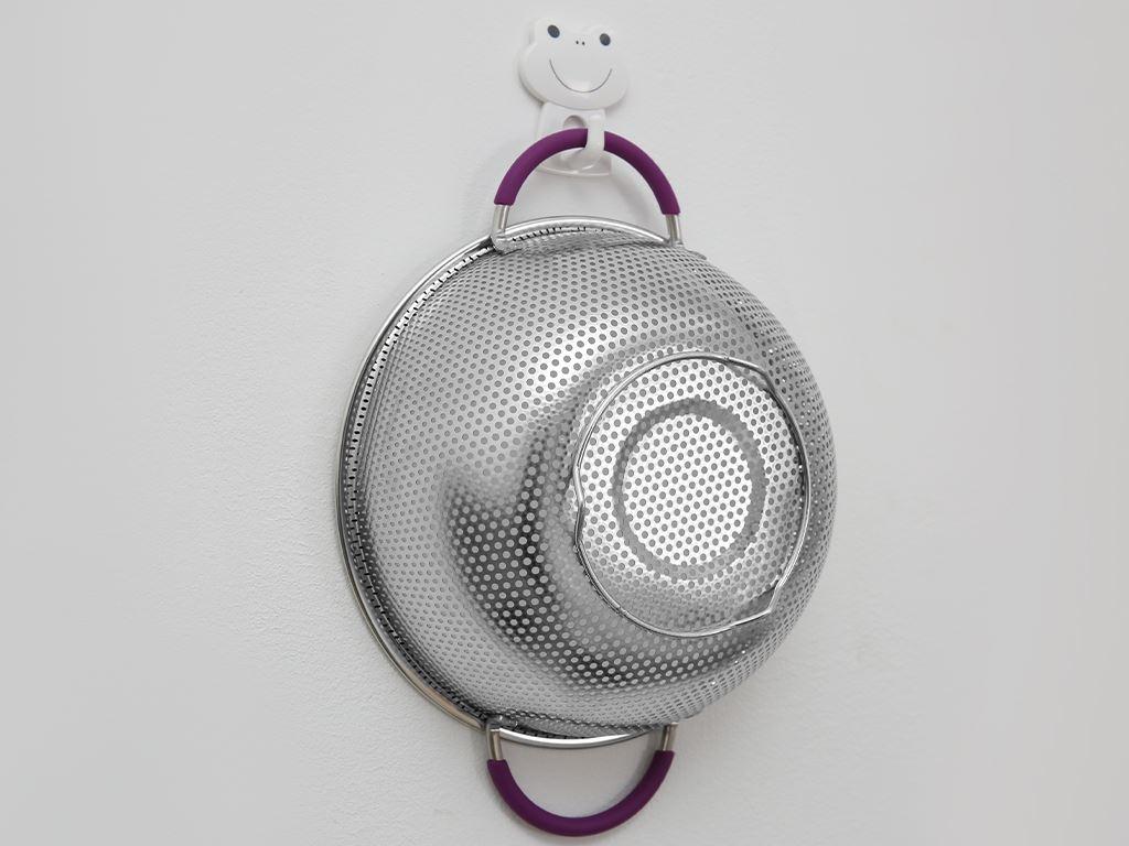 Rổ inox tròn Điện máy XANH RO001 22.5cm 5