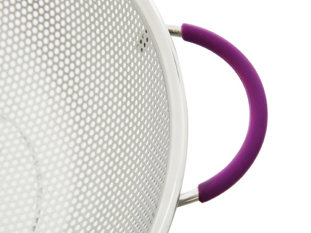 Rổ inox tròn Điện máy XANH RO001-28.5 29cm 2