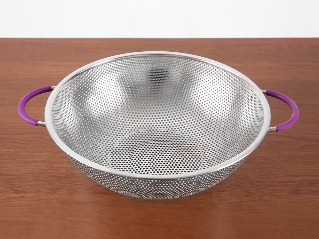 Rổ inox tròn Điện máy XANH RO001-28.5 29cm 1
