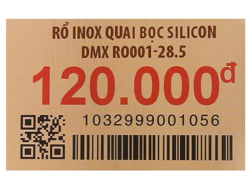 Rổ inox tròn Điện máy XANH RO001-28.5 29cm 9