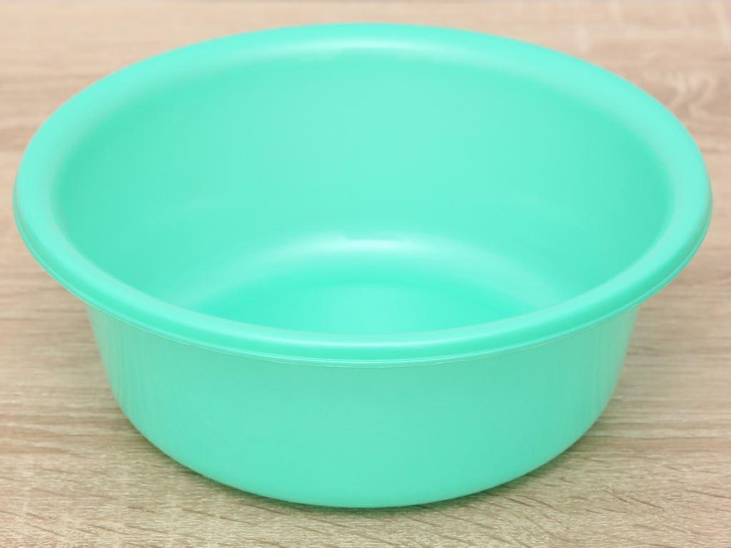 Thau nhựa tròn Duy Tân 2T0 20cm (giao màu ngẫu nhiên) 1