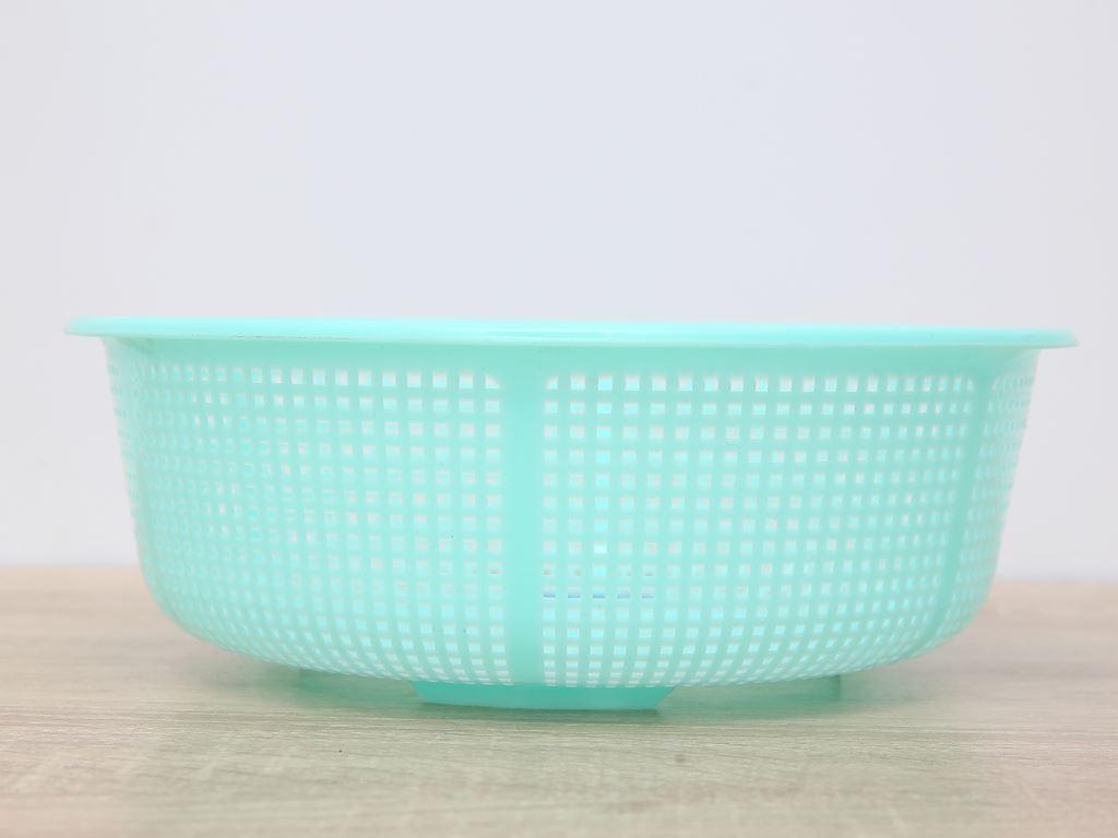 Rổ nhựa gạo Duy Tân 24cm (giao màu ngẫu nhiên) 3