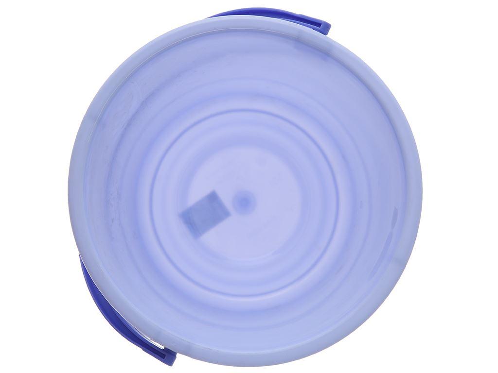 Xô đựng nước nhựa tròn có nắp Duy Tân 10 lít 4
