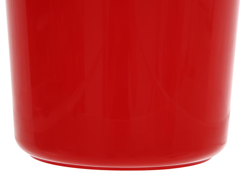Xô đựng nước nhựa tròn có nắp Duy Tân 18 lít (giao màu ngẫu nhiên) 4