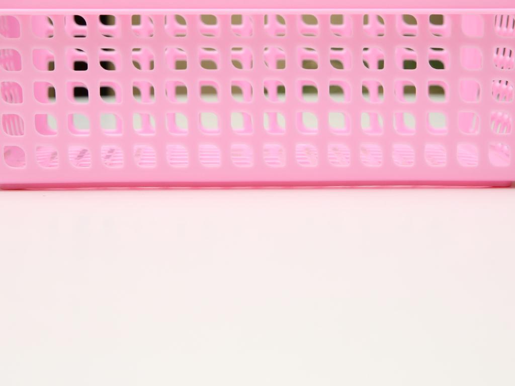 Rổ nhựa chữ nhật Duy Tân 1T7 24cm (giao màu ngẫu nhiên) 4