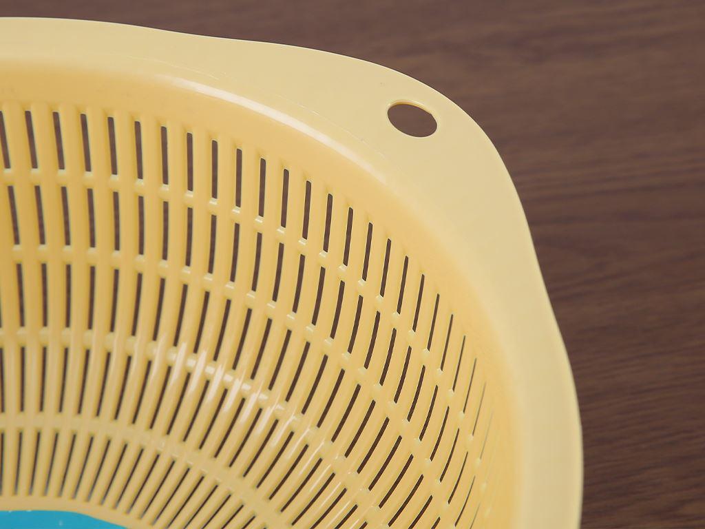 Rổ nhựa tròn Duy Tân 2T8-319 28cm (giao màu ngẫu nhiên) 2
