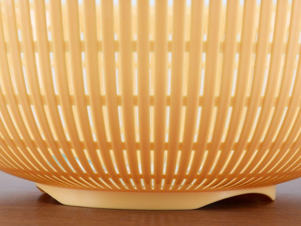 Rổ nhựa tròn Duy Tân 2T8-319 28cm (giao màu ngẫu nhiên) 4
