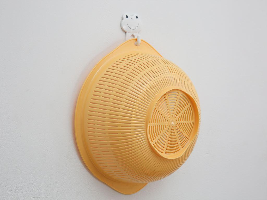 Rổ nhựa tròn Duy Tân 2T8-319 28cm (giao màu ngẫu nhiên) 5