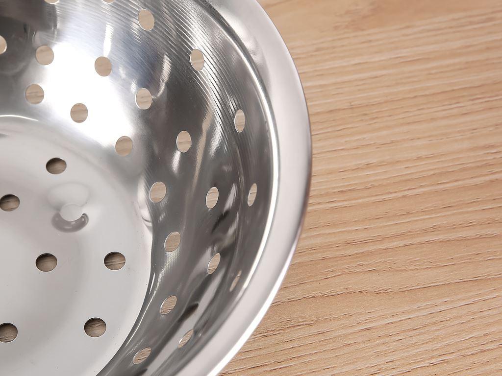 Rổ inox tròn Rainy RNR022-4D 22cm 2