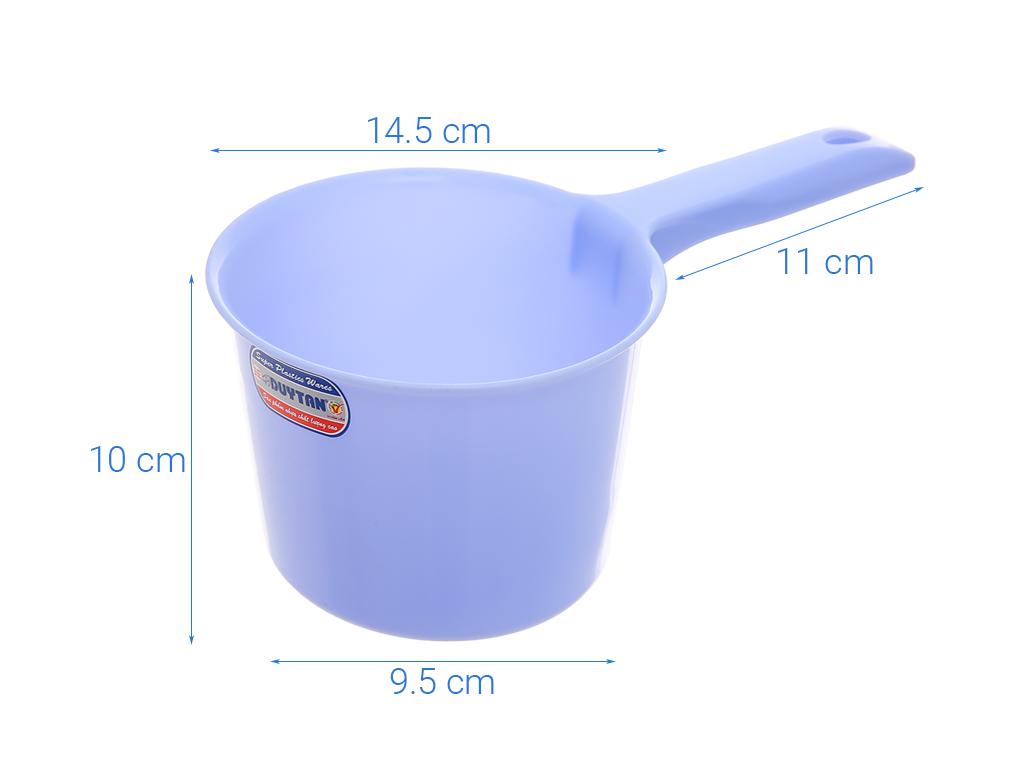 Gáo múc nước nhựa Duy Tân 872 24cm (giao màu ngẫu nhiên) 5