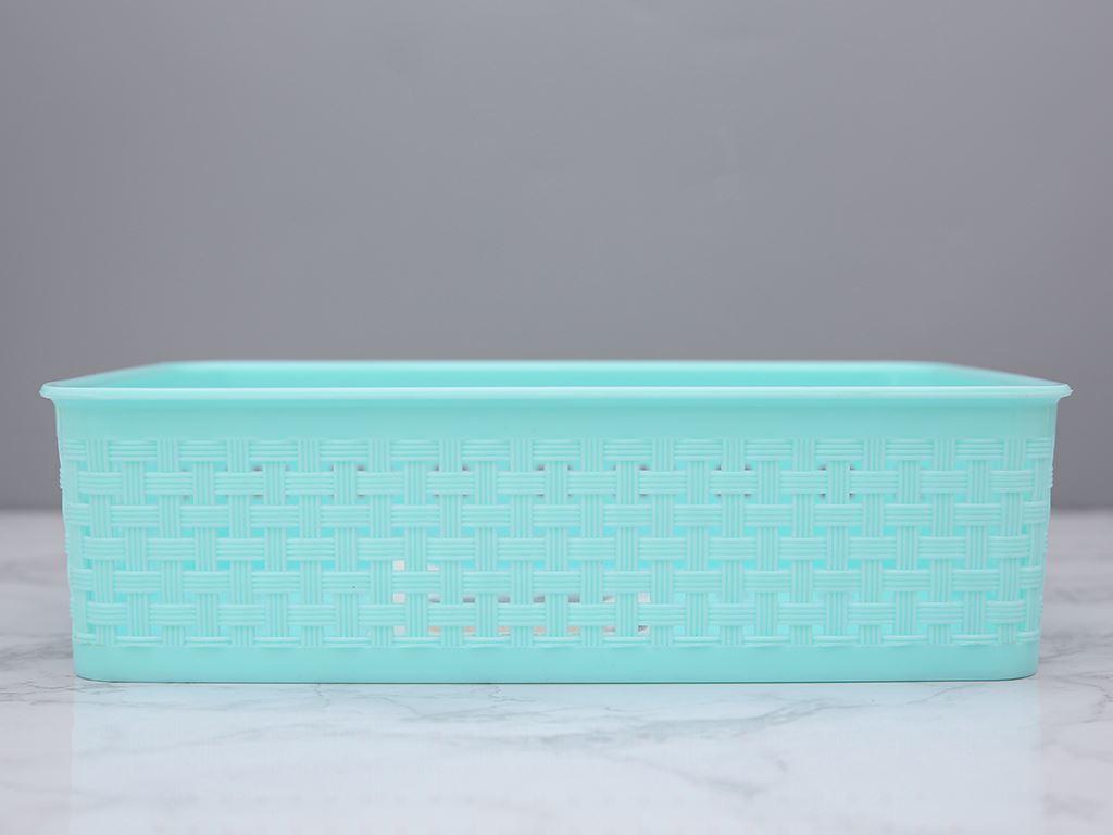 Rổ chữ nhật nhựa Tự Lập TL1 - 997 26cm 3