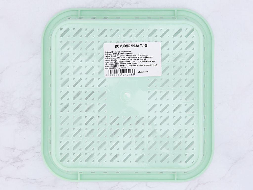 Rổ vuông Tự Lập TL106 4