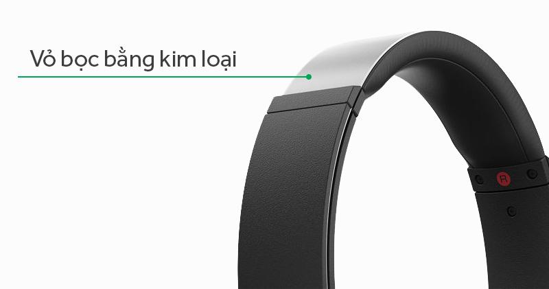 Tai nghe chụp tai Sony MDR-XB550AP - Thiết kế cứng cáp, đẳng cấp sang trọng