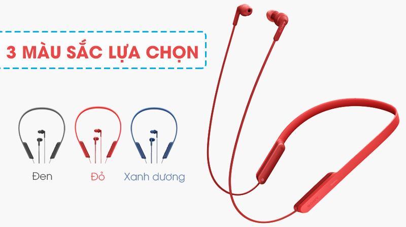 Tai nghe Bluetooth Sony MDR-XB70BT - Màu sắc lựa chọn