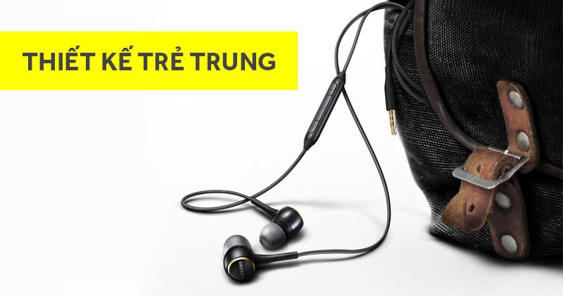 Tai nghe nhét trong Samsung IG935B - thiết kế kiểu dáng đơn giản nhưng vẫn trẻ trung