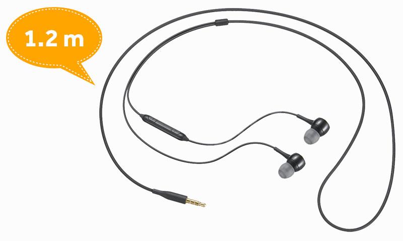 Tai nghe nhét trong Samsung IG935B - Độ dài dây 1.2 m