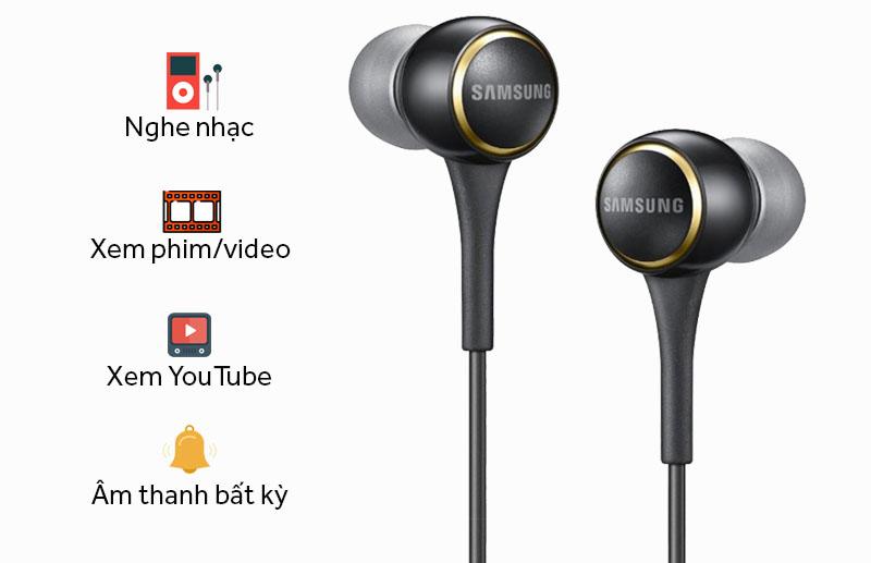 Tai nghe nhét trong Samsung IG935B - Jack cắm 3.5 mm