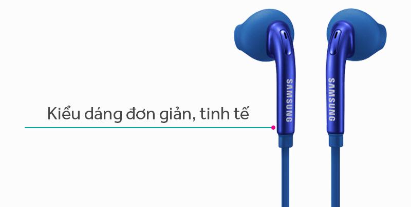 Tai nghe nhét trong Samsung EG920B - Có đi nút đệm tai nghe dạng móc