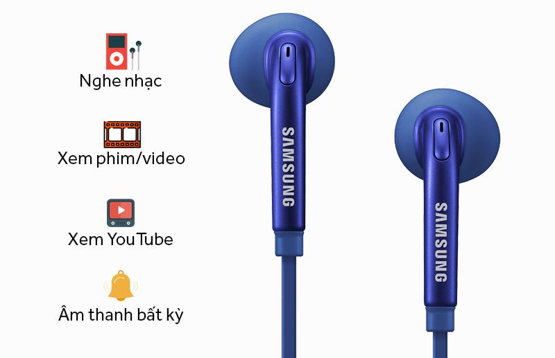Tai nghe nhét trong Samsung EG920B - Tương thích được với nhiều thiết bị di động