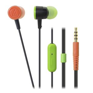 Tai nghe nhét trong Audio Technica ATH-CKL220iS BCZ