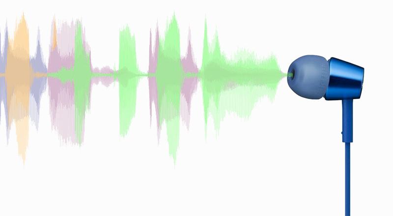 Tai nghe EP Sony MDR-EX155AP - Chất lượng âm thanh vượt trội