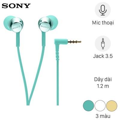 Tai nghe có dây Sony MDR-EX155AP
