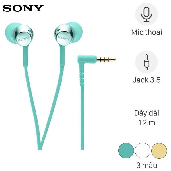 Tai nghe nhét tai EP Sony MDR-EX155AP