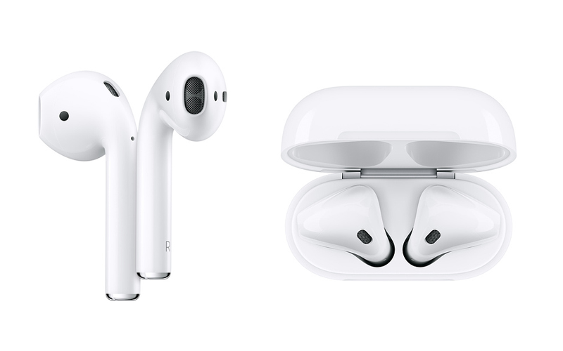 Tai nghe Bluetooth AirPods 2 Wireless charge Apple MRXJ2 Trắng thiết kế nhỏ gọn