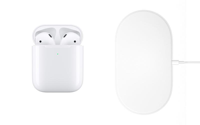 Tai nghe Bluetooth AirPods 2 Wireless charge Apple MRXJ2 Trắng có thời gian sử dụng pin tốt hơn