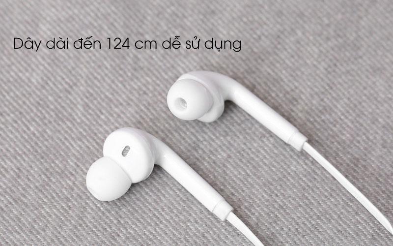 Tai nghe EP Awei Q60Hi trắng có dây dài 124 cm