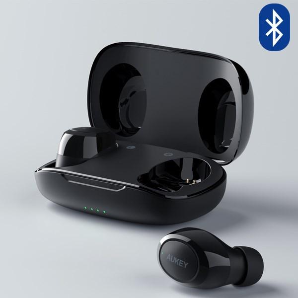 Tai nghe Bluetooth TWS Aukey EP-T16S Đen